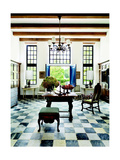 Architectural Digest Regular Photographic Print by Pieter Estersohn