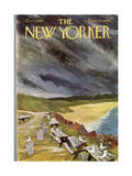 The New Yorker Cover - October 1, 1966 Regular Giclee Print by James Stevenson