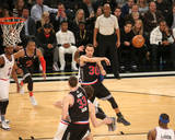 2015 NBA All-Star Game Photographie par Ned Dishman