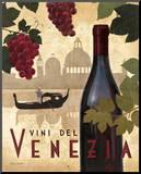 Wine Festival II Mounted Print by Marco Fabiano