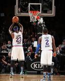 NBA All-Star Game 2015 Photo af Nathaniel S Butler