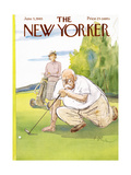 The New Yorker Cover - June 5, 1965 Premium Giclee Print by Perry Barlow