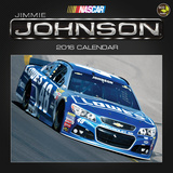 Jimmie Johnson - 2016 Calendar Calendari