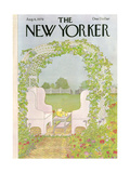 The New Yorker Cover - August 6, 1979 Regular Giclee Print by Jenni Oliver