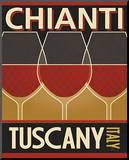 Chianti Mounted Print