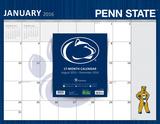 Penn State University - 2016 17 Month Blotter Calendar Calendars