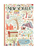 The New Yorker Cover - May 25, 1940 Regular Giclee Print by Joseph Low