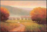 Autumn View I Mounted Print by Marla Baggetta