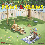 Gary Patterson's Paws n Claws - 2016 Calendar Calendars