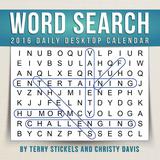 Word Search - 2016 Daily Boxed Calendar Calendars