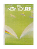The New Yorker Cover - August 7, 1978 Regular Giclee Print by Eugène Mihaesco
