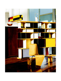 Architectural Digest Regular Giclee Print by Frances Scott