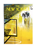 The New Yorker Cover - February 5, 1966 Giclee Print by Arthur Getz