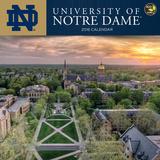 University of Notre Dame - 2016 Calendar Calendars