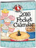 Gooseberry Patch - 2016 Pocket Calendar Calendars
