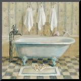 Victorian Bath IV Mounted Print by Danhui Nai
