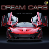 Dream Cars - 2016 Calendar Calendarios
