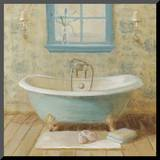 Victorian Bath I Mounted Print by Danhui Nai
