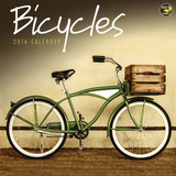 Bicycles - 2016 Calendar Calendari
