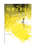 The New Yorker Cover - July 17, 1965 Premium Giclee Print by Arthur Getz