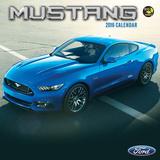 Mustang - 2016 Mini Calendar Calendars