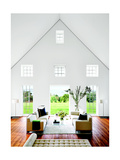 Architectural Digest Regular Photographic Print by Douglas Friedman