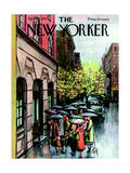 The New Yorker Cover - April 21, 1951 Giclee Print by Arthur Getz