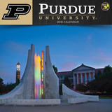 Purdue University - 2016 Calendar Calendars