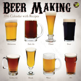 Beer Making - 2016 Calendar Calendars