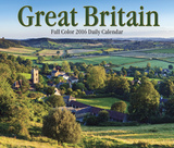 Great Britain - 2016 Boxed Calendar Calendars