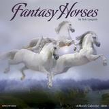 Fantasy Horses - 2016 Calendar Calendars