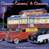 Classic Cruisin' & Chrome - 2016 Calendar Calendars