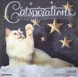 Catspirations - 2016 Calendar Calendars