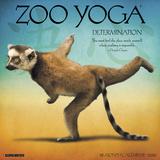 Zoo Yoga - 2016 Calendar Calendars