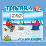 Tundra - 2016 Calendar Calendars