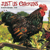 Just Us Chickens - 2016 Calendar Calendars