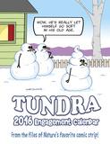 Tundra - 2016 Engagement Calendar Planner Calendars