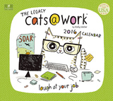 Cats at Work - 2016 Calendar Calendars