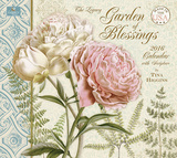 Garden of Blessings - 2016 Calendar Calendars