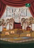 Folk Art By David - 2016 Pocket Calendar Calendars