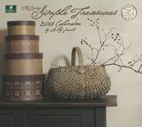 Simple Treasures - 2016 Calendar Calendars
