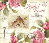 Joyful Heart - 2016 Calendar Calendars