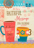 Faithful Message - 2016 Pocket Calendar Calendars