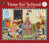 Time for School - 2016 Calendar Calendars