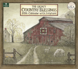 Country Blessing - 2016 Calendar Calendars