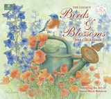 Birds and Blossoms - 2016 Calendar Calendars