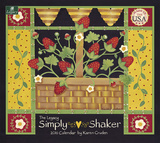 Simply Shaker - 2016 Calendar Calendars