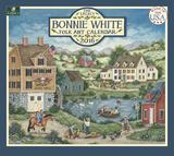 Bonnie White Folk Art - 2016 Calendar Calendars