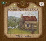 Homespun America - 2016 Calendar Calendars