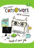 Cats at Work - 2016 Pocket Calendar Calendars